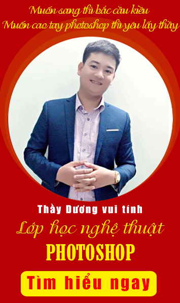 lop hoc photoshop thay duong