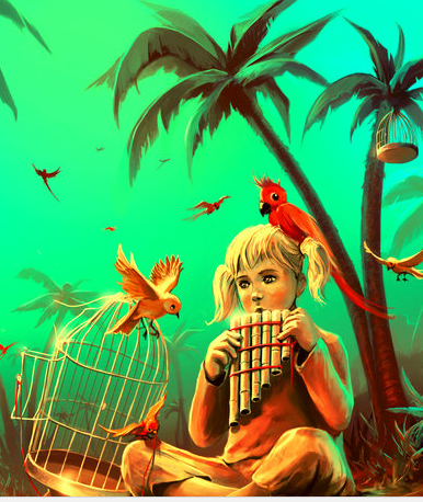 Học Illustrator tại phường 1 Tân Bình. Nghệ thuật, sáng tạo và đam mê