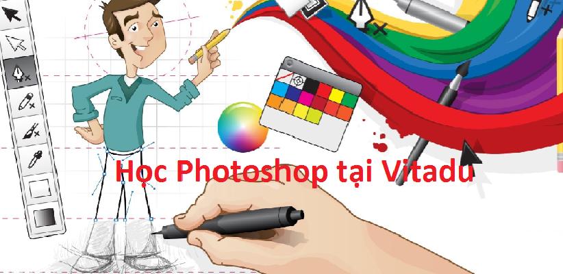 Học Photoshop tại Tây Thạnh Tân Phú vẽ nên ý tưởng sáng tạo