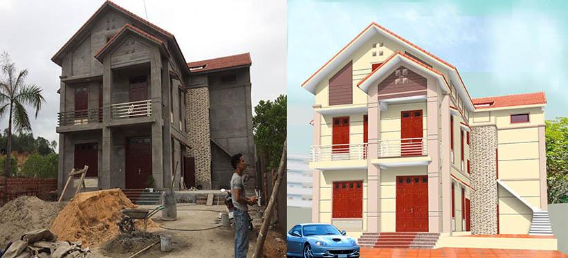 Sản phẩm của học viên học Photoshop CS6 ở Tân Thành, Tân Phú