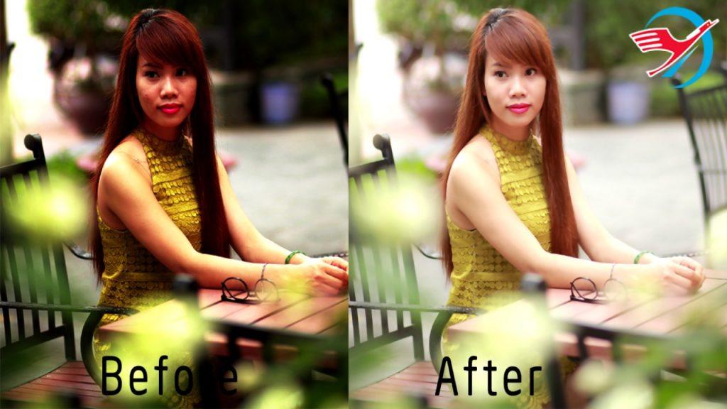 Sản phẩm khóa học Photoshop tại phường 5 quận Phú Nhuận TPHCM