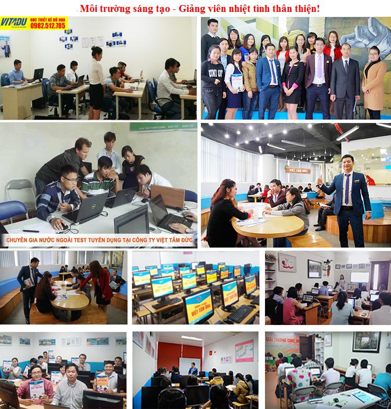 Khóa học thiết kế đồ họa tại phường 10 Tân Bình, khơi nguồn cảm hứng, sáng tạo và đam mê