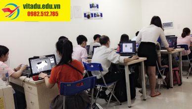 Lớp học Corel tại TPHCM