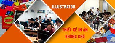 lớp học illustrator tại TPHCM