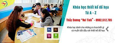 Lớp học thiết kế tại quận Gò Vấp TPHCM