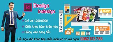 Học Indesign tại phường 3 quận Phú Nhuận TPHCM