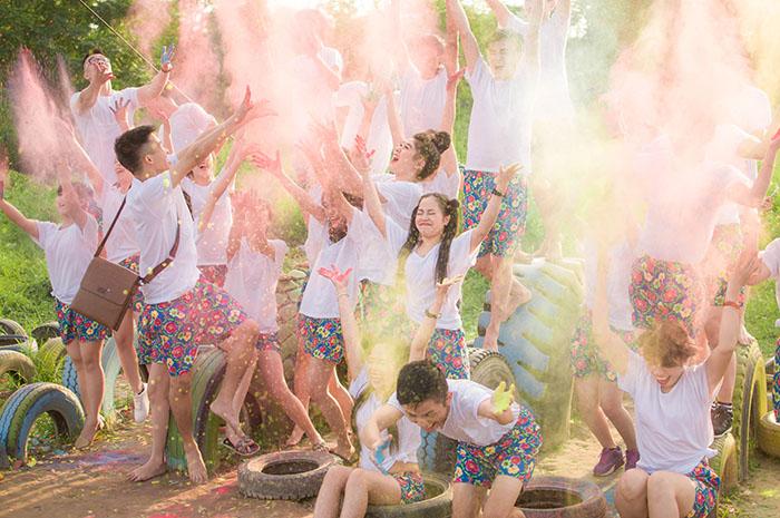 Sản phẩm của học viên sau khóa học photoshop tại quận Bình Thạnh