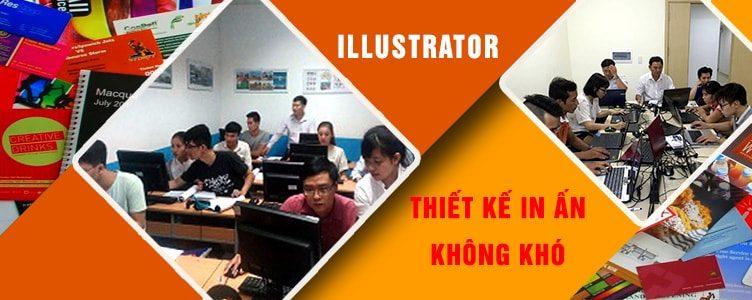 Học Illustrator tại TPHCM