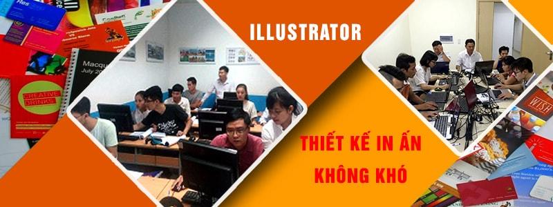 Học illustrator tại phường Tân Quý, quận Tân Phú tphcm