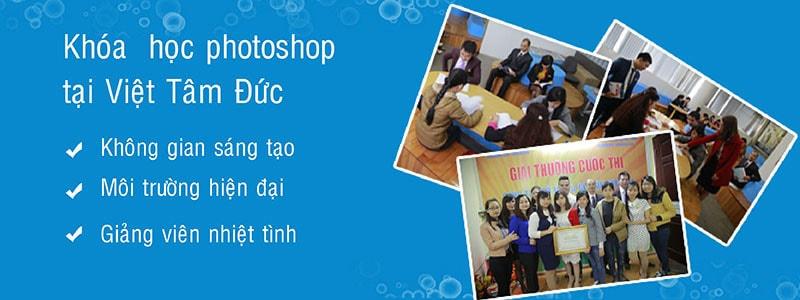 Học photoshop tại phường Tân Quý, quận Tân Phú tphcm