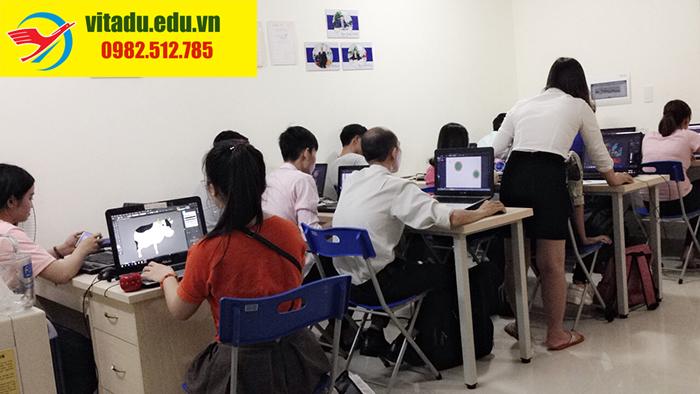 Học thiết kế đồ họa tại phường 3, quận 11 tphcm