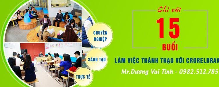 Lớp học Indesign tại TPHCM