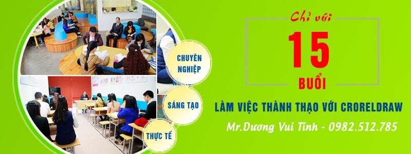 Học corel draw tại phường Bình Trị Đông, quận Bình Tân tphcm