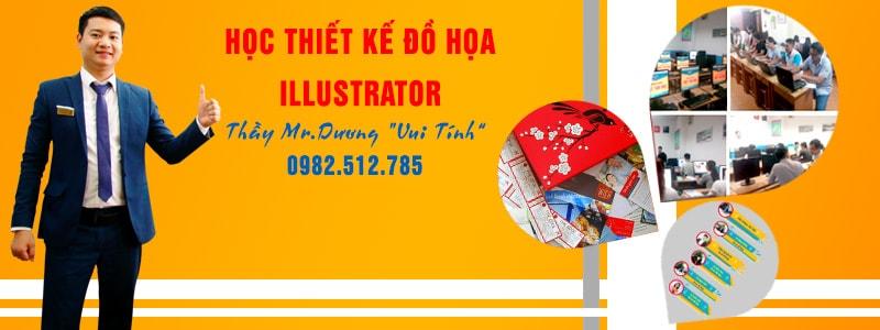 Học illustrator tại phường 1, quận 11 tphcm