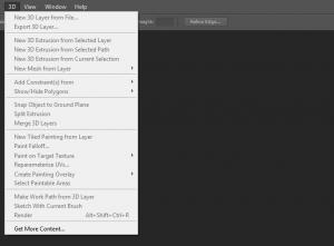Hoàn thiện bước cài đặt Active 3D Photoshop Cs6 32 64 bit