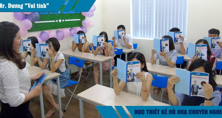 Hình ảnh lớp học tại Việt Tâm Đức