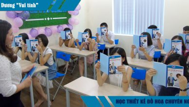 Lớp học Photoshop