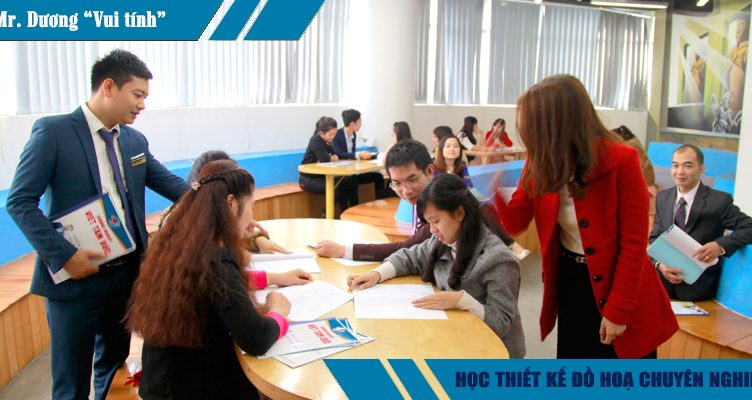 lớp học Corel Draw ngắn hạn tại TPHCM