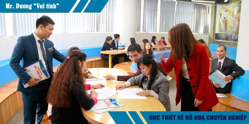 Lớp học Corel Draw tại quận 3 TPHCM