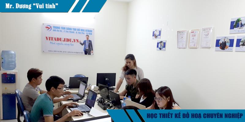 Khóa học photoshop ngắn hạn tại quận 11 TPHCM