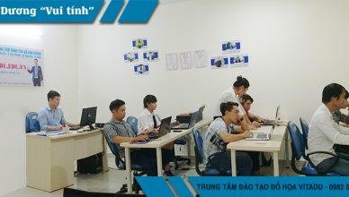 Lớp học Illustrator tại quận Phú Nhuận TPHCM