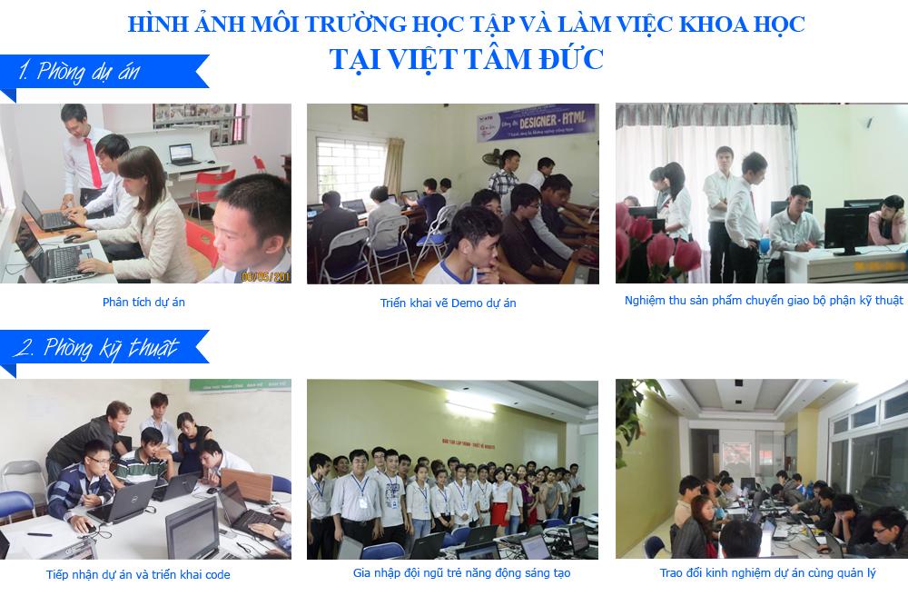 khóa học thiết kế website tại Gò Vấp